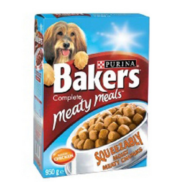 Bakers Complete Meaty Meals Chicken 1kg