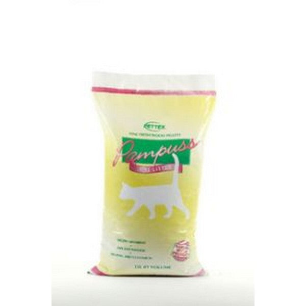 Pettex Pampuss Wood Base Cat Litter 15L