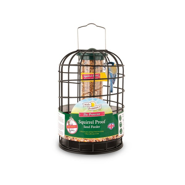 Harrisons Protector Seed Feeder 20cm