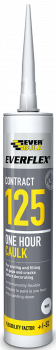 Everbuild 125 1 Hour Caulk Magnolia C3