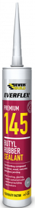 Everbuild 145 Butyl Rubber Sealant C3