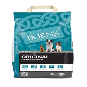 Burns Adult Orig Chicken & Brown Rice 2kg
