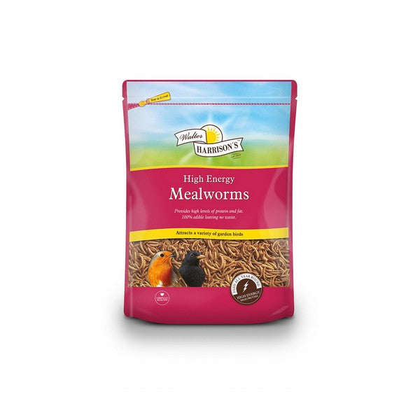 Harrisons High Energy Mealworms 100g