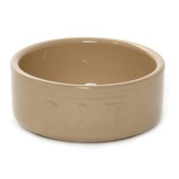 Mason Cash Cat Feeding/Water Bowl 130mm