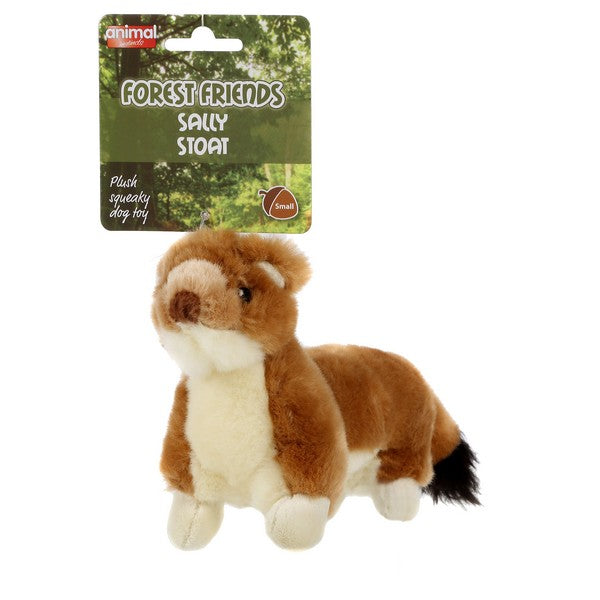 Forest Friends Sally Stoat Small