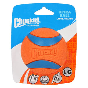 Chuckit Ultra Ball 1 Pack Large 7.3cm