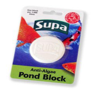 Supa Pond Blocks Algae