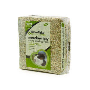 Snowflake Meadow Hay 750g Small