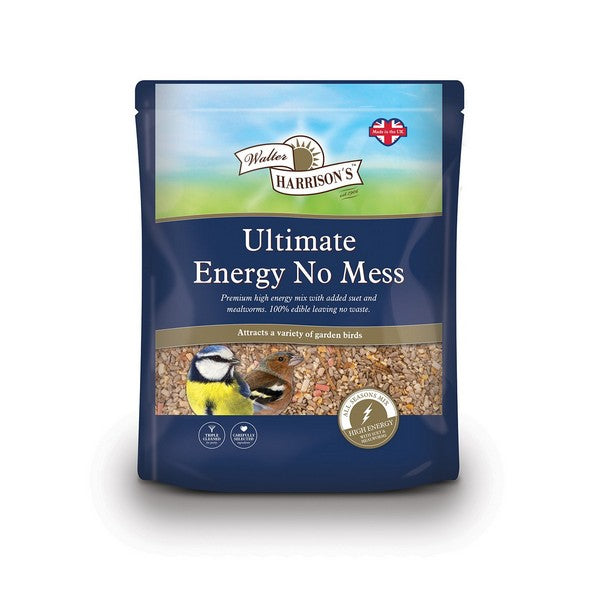 Harrisons Ult Energy No Mess 2kg Pouch