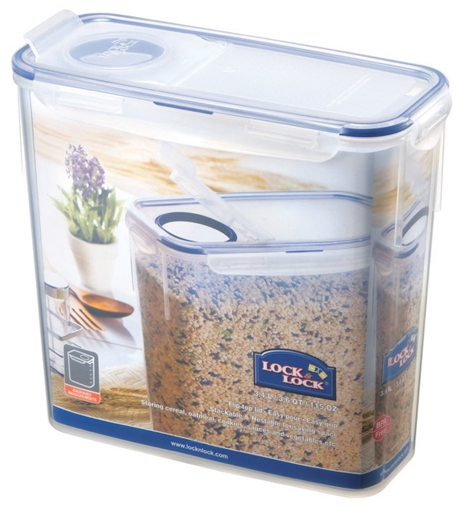 HPL713F Rectangular 3.4ltr