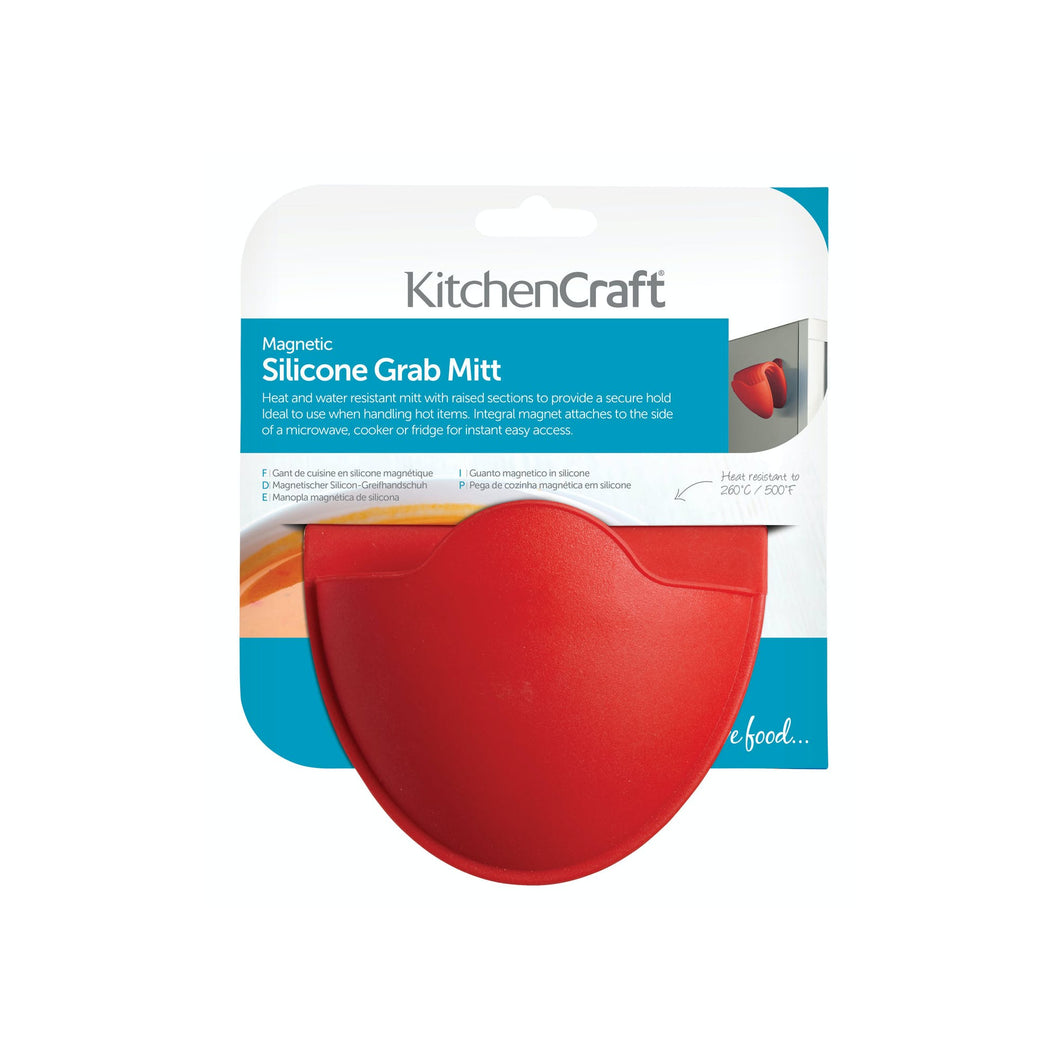 KitchenCraft Silicone Grab Mitt