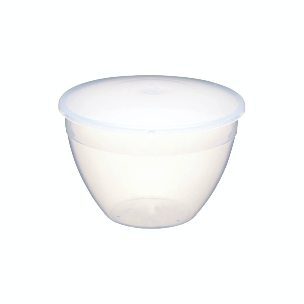 KitchenCraft Plastic 1.1 Litre Pudding Basin and Lid