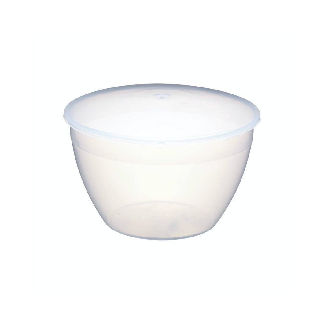 Kitchencraft Plastic 1.75ltr Pudding Basin and Lid