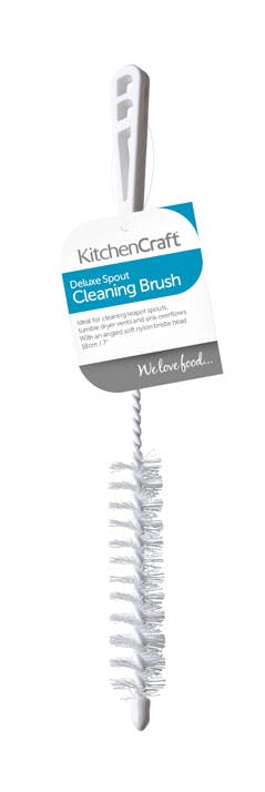 KitchenCraft 26cm Deluxe Spout Cleaning Brush