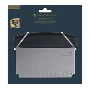 MasterClass Stainless Steel Dough Cutter