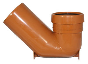 Universal Gully Trap For 110mm Underground Drainage Pipe
