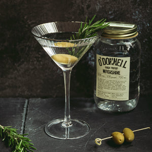 Moonshine Martini