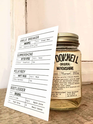 O'Donnell Cocktailrezepte