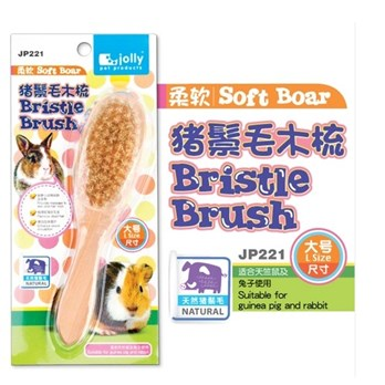 Jolly Soft Boar Bristle Brush