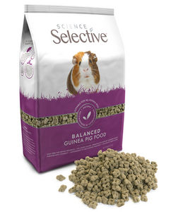 Supreme Science Selective Balanced Guinea Pig Food