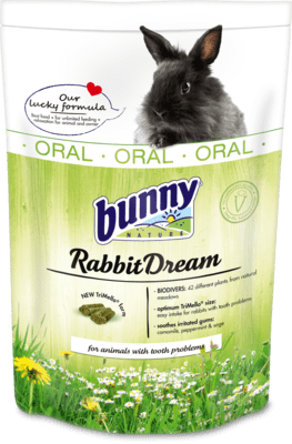 Bunny Nature Dream Rabbit Oral (750g/1.5kg)