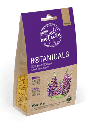 Bunny Nature Botanicals Sweet Lupin Flakes