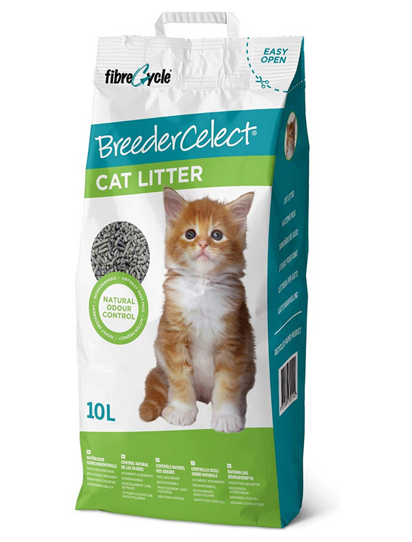Breeder Celect Cat Litter (10l)