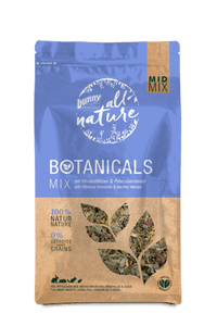Bunny Nature Botanicals Mid-Mix Hibiscus Blossoms & Parsley (150g)