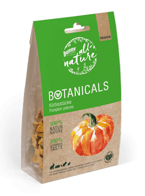 Bunny Nature Botanicals Pumpkin Pieces