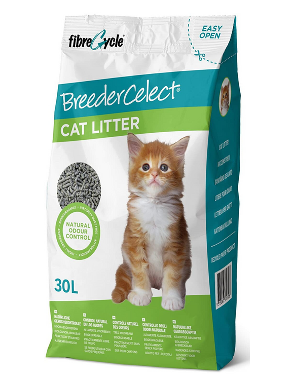Breeder Celect Cat Litter (30l)