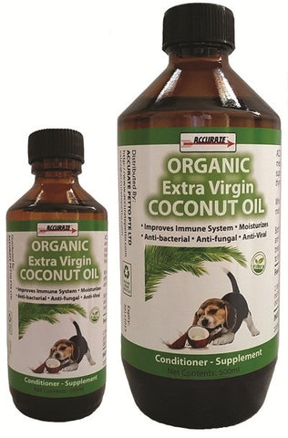Accurate Organic Extra Virgin Coconut Oil