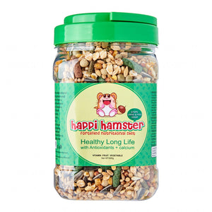 Happi Hamster Healthy Long Life (600g)