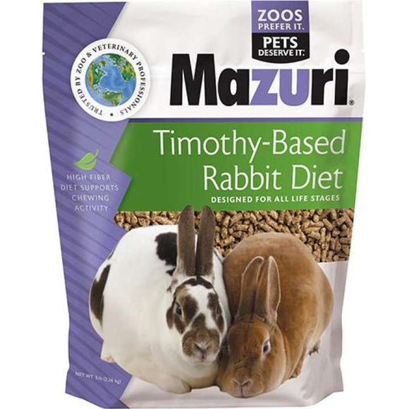 Mazuri Rabbit Diet (5lb)