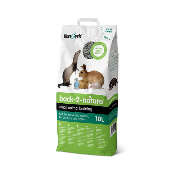 Back-2-Nature Small Animal Bedding (10l)