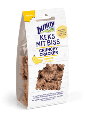 Bunny Nature Crunchy Cracker Banana