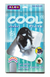 Alex Cool Plate For Rabbit, Chinchilla and Guinea Pig