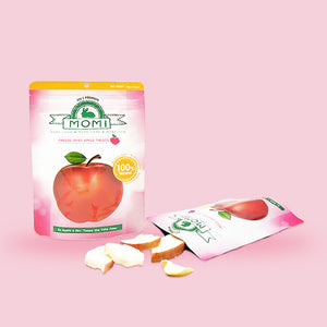 Momi Freeze Dried Apple Treats (15g)