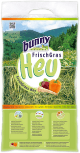 Bunny Nature Fresh Grass Hay with Vegetables