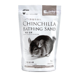 Jolly Chinchilla Bathing Sand (1kg)