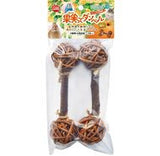 Marukan Apple/Pear Stick Dumbell