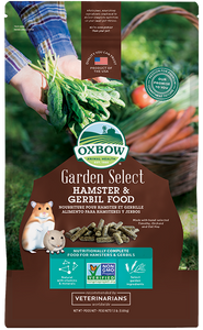 Oxbow Garden Select Hamster & Gerbil Food (1.5lb)
