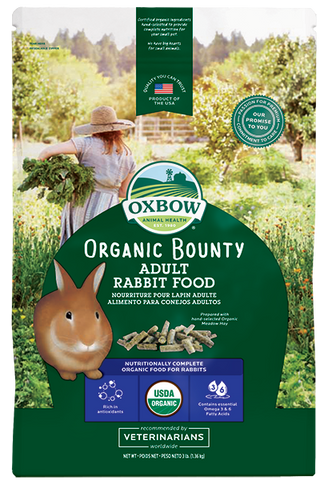 Organic Bounty Adult Rabbit