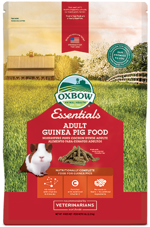 Oxbow Essentials Adult Guinea Pig Food (5lb)