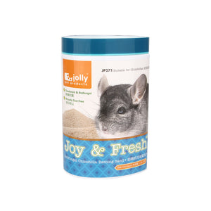 Jolly Antifungal Chinchilla Bathing Sand (1L)