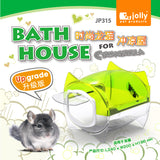 Jolly Bath House for Chinchilla - Upgraded