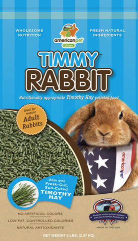 APD Pellet Timmy Rabbit