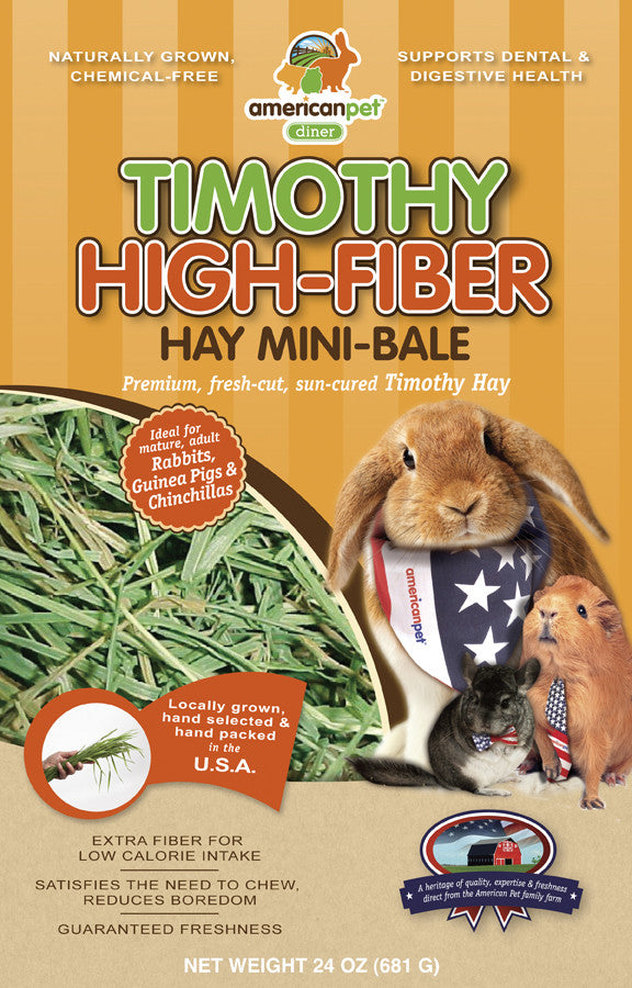 APD Timothy High Fiber