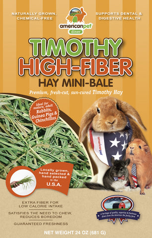 APD Hay Timothy High Fiber
