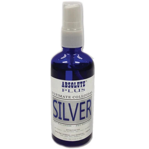 Absolute Plus Ultimate Colloidal Silver (4oz)