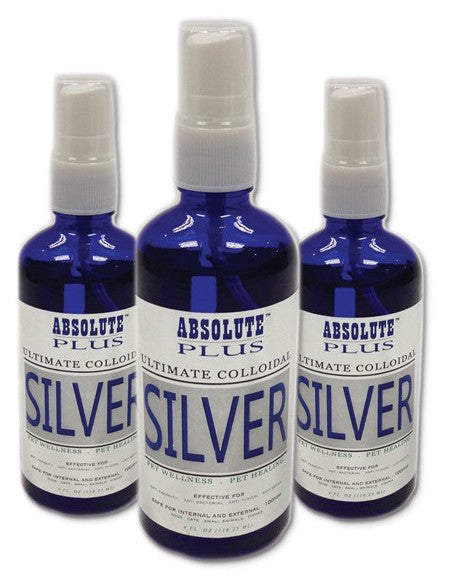 Absolute Plus Ultimate Colloidal Silver